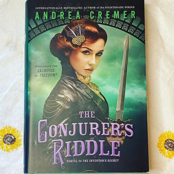 Other - The Conjurer's Riddle by Andrea Cremer